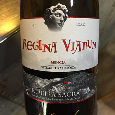 Regina Viarum (D.O. Ribeira Sacra)
